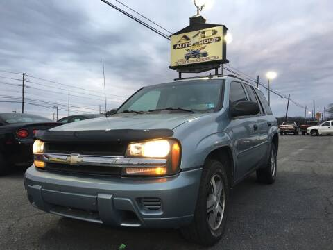 2006 Chevrolet TrailBlazer for sale at A & D Auto Group LLC in Carlisle PA