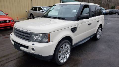 2009 Land Rover Range Rover Sport for sale at GA Auto IMPORTS  LLC in Buford GA