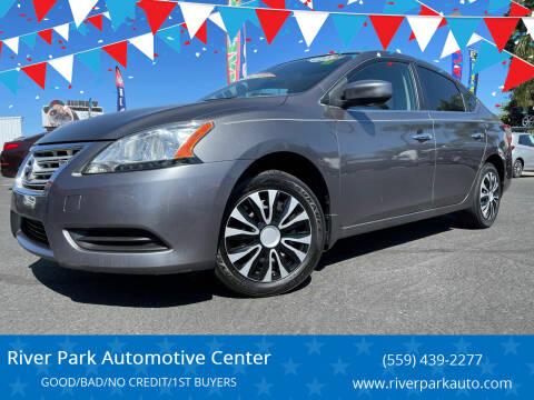 2015 Nissan Sentra for sale at River Park Automotive Center in Fresno CA