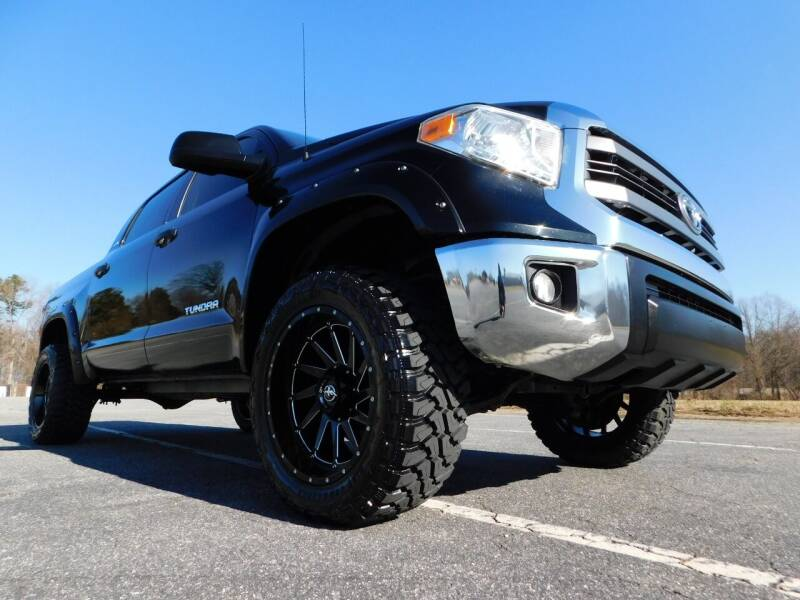 2015 Toyota Tundra for sale at Used Cars For Sale in Kernersville NC