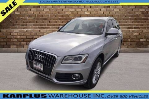 2017 Audi Q5 for sale at Karplus Warehouse in Pacoima CA