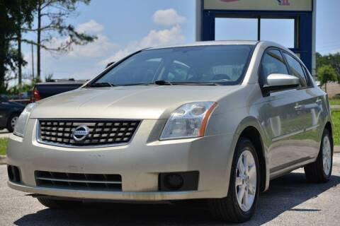 2007 Nissan Sentra for sale at Motor Car Concepts II - Colonial Location in Orlando FL