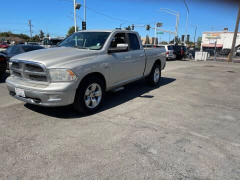 2010 Dodge Ram Pickup 1500 for sale at Gateway Motors in Hayward CA