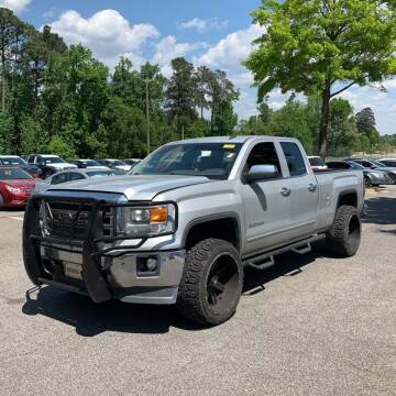 2014 GMC Sierra 1500 for sale at RUSH AUTO SALES in Burlington NC