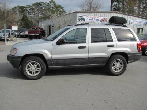2004 Jeep Grand Cherokee for sale at Pure 1 Auto in New Bern NC