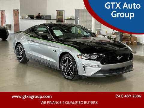 2020 Ford Mustang for sale at GTX Auto Group in West Chester OH
