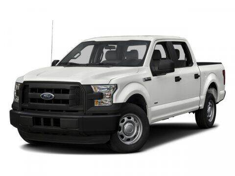 2017 Ford F-150 for sale at Hawk Ford of St. Charles in St Charles IL