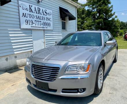 2014 Chrysler 300 for sale at Karas Auto Sales Inc. in Sanford NC