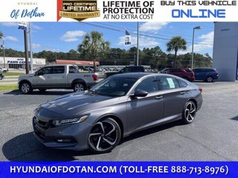 2018 Honda Accord for sale at Mike Schmitz Automotive Group in Dothan AL