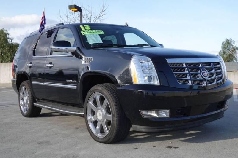 2013 Cadillac Escalade for sale at BAY AREA CAR SALES in San Jose CA