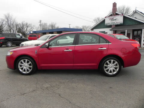 2010 Lincoln MKZ for sale at Car Now in Mount Zion IL