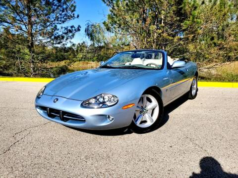 1997 Jaguar XK-Series for sale at Excalibur Auto Sales in Palatine IL