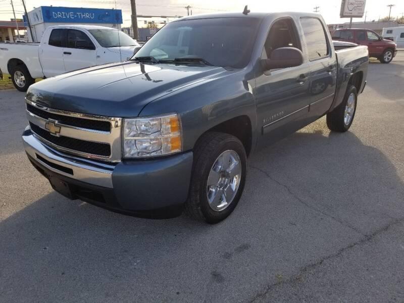 2010 Chevrolet Silverado 1500 for sale at Key City Motors in Abilene TX