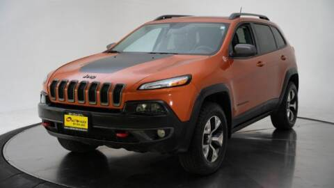 2014 Jeep Cherokee for sale at AUTOMAXX MAIN in Orem UT