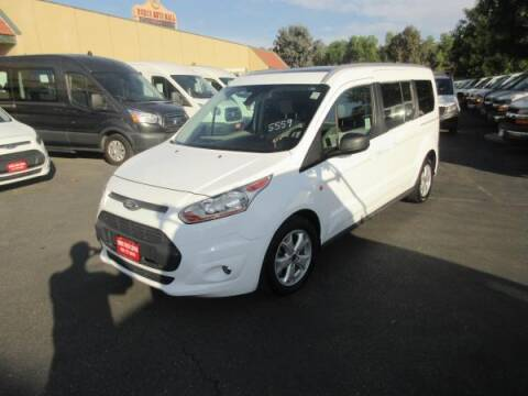 2016 Ford Transit Connect Wagon for sale at Norco Truck Center in Norco CA