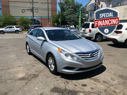 2012 Hyundai Sonata for sale at 103 Auto Sales in Bloomfield NJ
