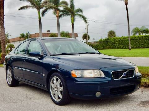 2006 Volvo S60 for sale at VE Auto Gallery LLC in Lake Park FL