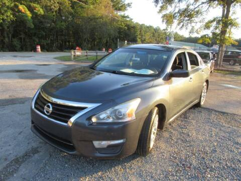 2013 Nissan Altima for sale at Bullet Motors Charleston Area in Summerville SC