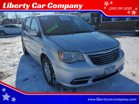 2011 Chrysler Town and Country for sale at Liberty Car Company in Waterloo IA