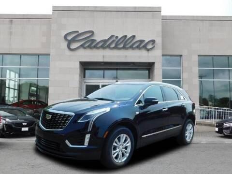2022 Cadillac XT5 for sale at Radley Cadillac in Fredericksburg VA