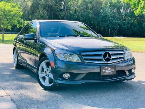 2010 Mercedes-Benz C-Class for sale at Boise Auto Group in Boise ID
