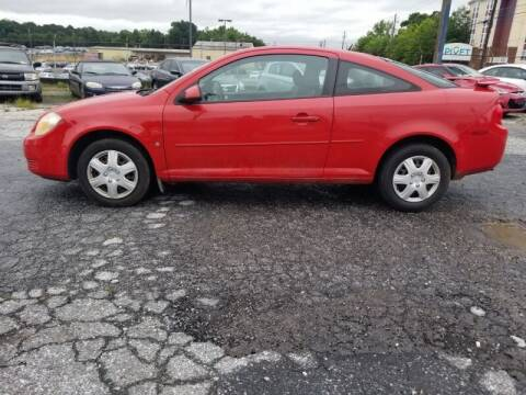 2009 Chevrolet Cobalt for sale at DREWS AUTO SALES INTERNATIONAL BROKERAGE in Atlanta GA