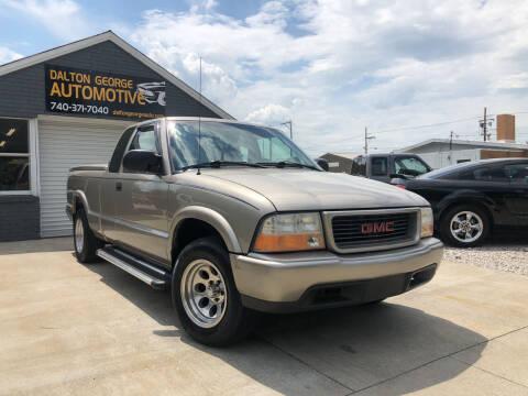 2000 GMC Sonoma for sale at Dalton George Automotive in Marietta OH