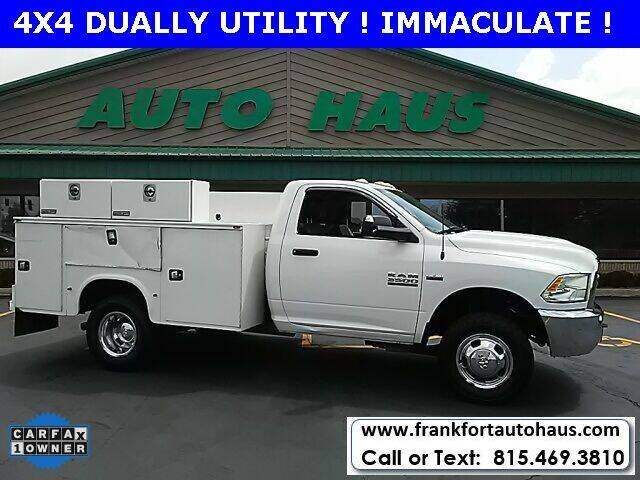 2014 RAM Ram Chassis 3500 for sale in Frankfort, IL