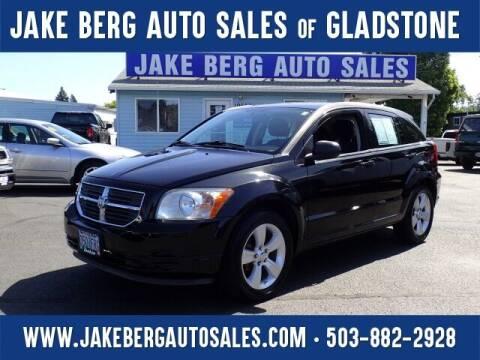 2010 Dodge Caliber for sale at Jake Berg Auto Sales in Gladstone OR