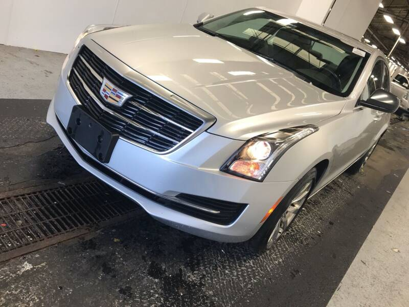 2017 Cadillac ATS for sale at SILVER ARROW AUTO SALES CORPORATION in Newark NJ