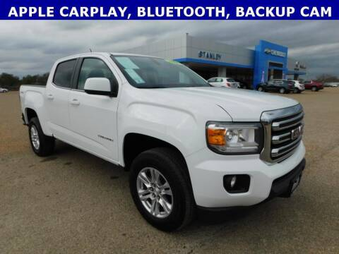 2019 GMC Canyon for sale at Stanley Chrysler Dodge Jeep Ram Gatesville in Gatesville TX