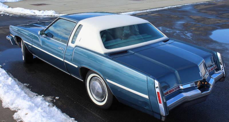 1977 Oldsmobile Toronado for sale at J.K. Thomas Motor Cars in Spokane Valley WA