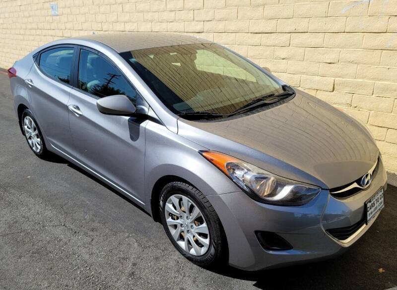 2012 Hyundai Elantra for sale at Cars To Go in Sacramento CA