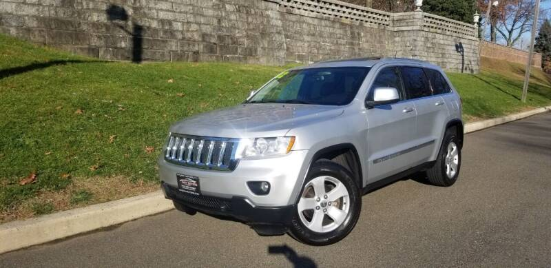 2012 Jeep Grand Cherokee for sale at ENVY MOTORS LLC in Paterson NJ