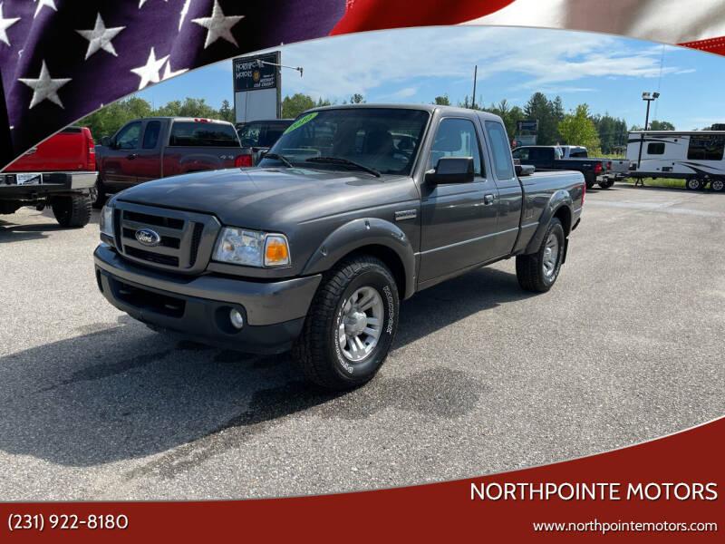 2010 Ford Ranger for sale at Northpointe Motors in Kalkaska MI