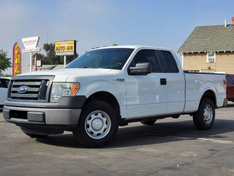 2012 Ford F-150 for sale at First Shift Auto in Ontario CA