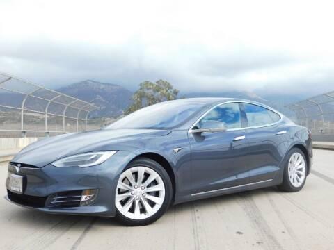 2018 Tesla Model S for sale at Milpas Motors in Santa Barbara CA