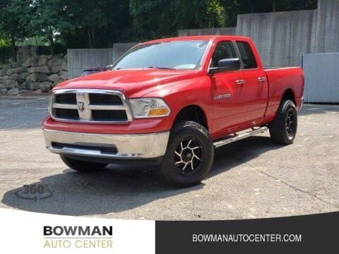 2012 RAM Ram Pickup 1500 for sale at Bowman Auto Center in Clarkston MI