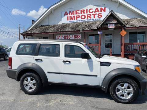 2008 Dodge Nitro for sale at American Imports INC in Indianapolis IN