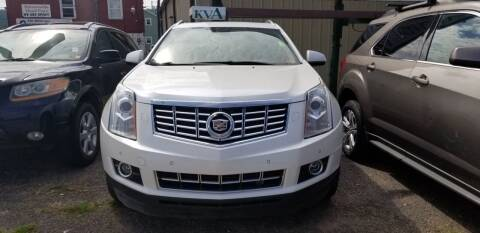 2013 Cadillac SRX for sale at Sissonville Used Cars in Charleston WV