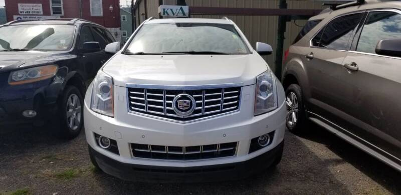 2013 Cadillac SRX for sale at Sissonville Used Car Inc. in South Charleston WV
