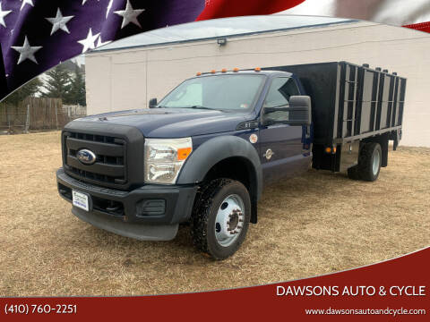 2011 Ford F-550 Super Duty for sale at Dawsons Auto & Cycle in Glen Burnie MD