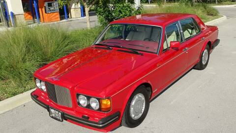 1990 Bentley Turbo R for sale at Premier Luxury Cars in Oakland Park FL