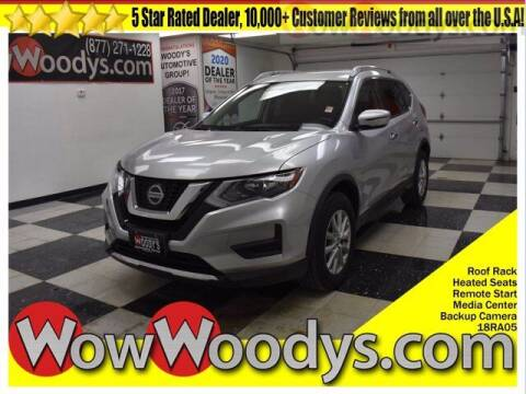 2018 Nissan Rogue for sale at WOODY'S AUTOMOTIVE GROUP in Chillicothe MO