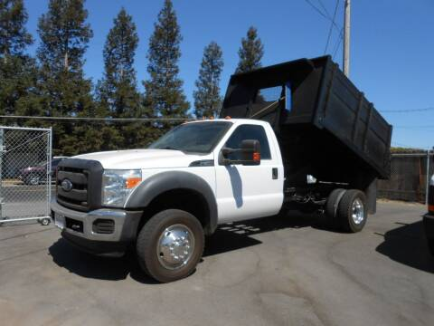 2012 Ford F-450 Super Duty for sale at Armstrong Truck Center in Oakdale CA