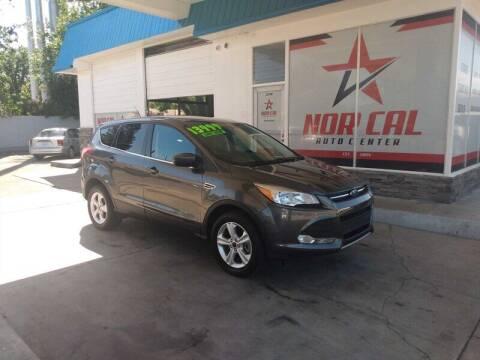 2016 Ford Escape for sale at Nor Cal Auto Center in Anderson CA