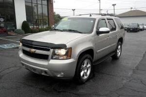 2007 Chevrolet Tahoe for sale at Cj king of car loans/JJ's Best Auto Sales in Troy MI