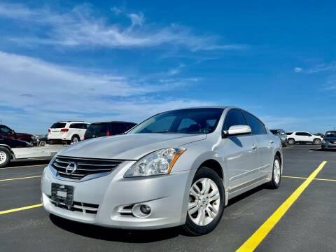 2011 Nissan Altima for sale at Hatimi Auto LLC in Austin TX