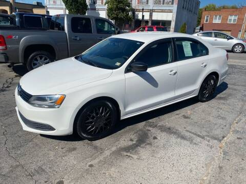 2012 Volkswagen Jetta for sale at East Main Rides in Marion VA