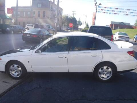 2002 Saturn L-Series for sale at ALL Auto Sales Inc in Saint Louis MO